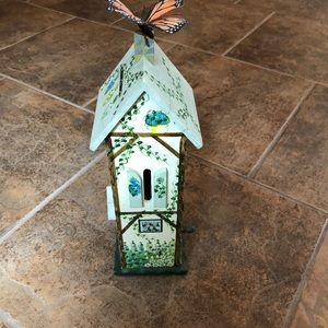 Butterfly House decor